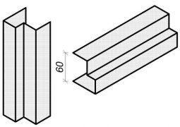 Kaynaklı Sistem Kapı Kasası -Model